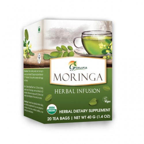 Moringa Herbal (Original) Infusion