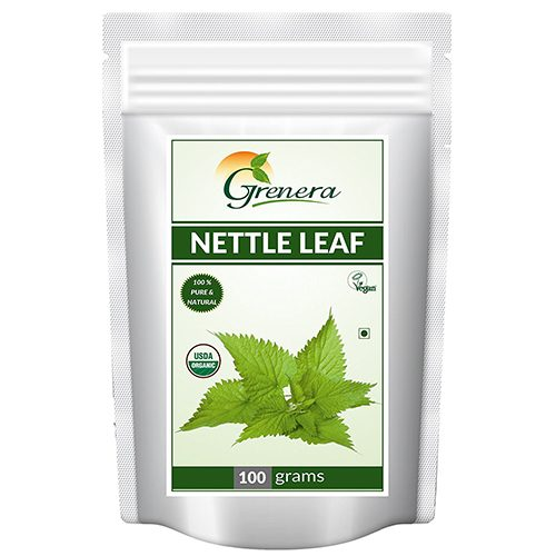 Organic Nettle Leaves – 100 Gram