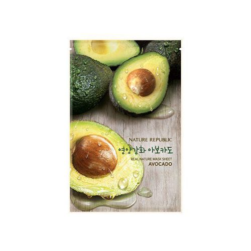 Avocado Mask Sheet